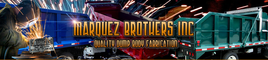 Marquez Brothers Dump Body Fabrication